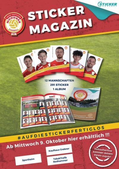 Sticker-Union-Mondsee