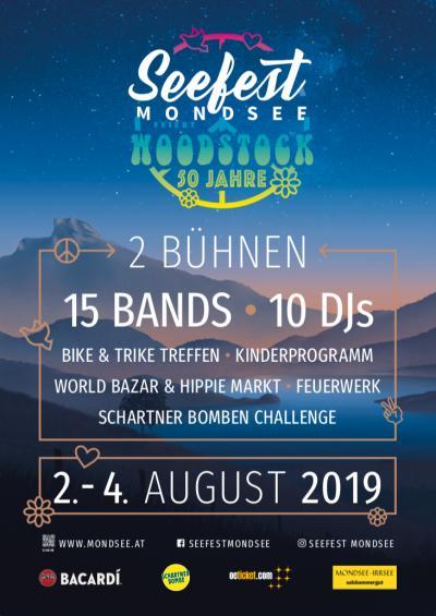 Seefest Mondsee 2019
