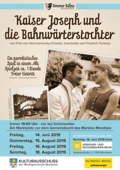 Sommertheater Junge Bühne 2019