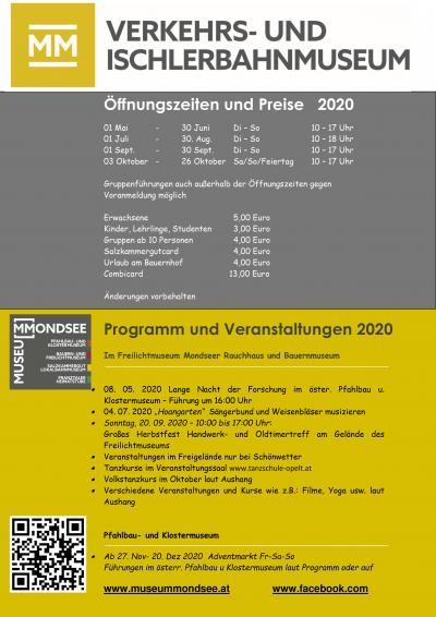 Museum Mondsee - Verkehrs- u. Ischlerbahn Museum
