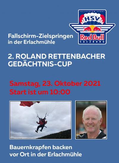 """Zweiter """"Roland Rettenbacher Gedächtnis Cup"""""""