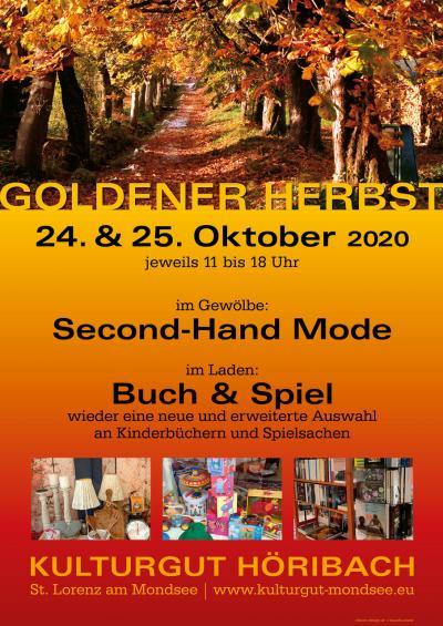 Goldener Herbst 2020