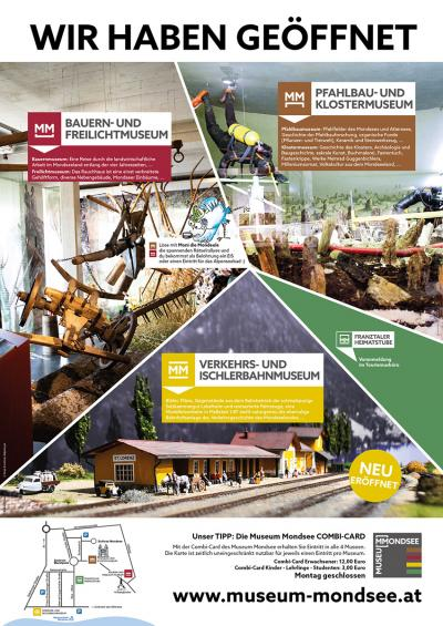 Museen Mondsee Info 2019